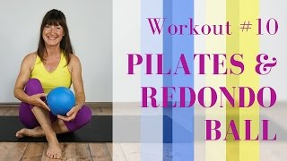 Workout #10 | Pilates mit Redondo Ball | Ramona Franke