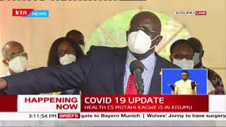 """We don't flip flop as Government,"" CS Magoha's speech on status of education in Kenya"