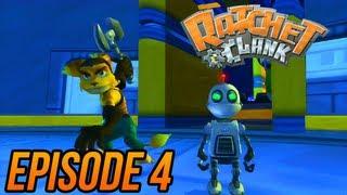 Ratchet and Clank (HD Collection) - Episode 4