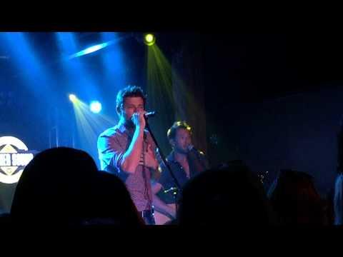 Brett Eldredge - Wanna Be That Song Live - Nashville June 2015