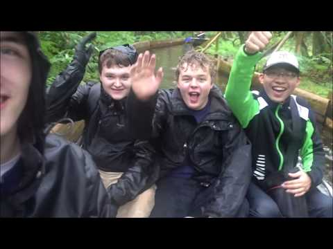 5th Manchester & 1st Newport Boys' Brigade CS Camp 2017