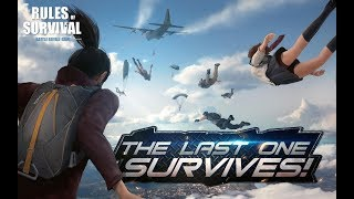 RULES OF SURVIVAL !! #20 (MAX RAGE)...
