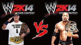 John Cena VS The Rock - WWE 2K14 ( Xbox 360 )
