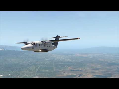 X-Plane 11, Outback EV-55, From KSLC to 42U