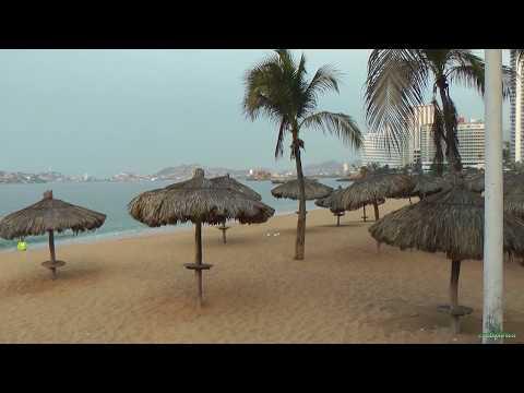 Acapulco Elcano Beach - Trip to Mexico,Belize,Guatemala,Honduras ep38 - Travel vlog calatorii