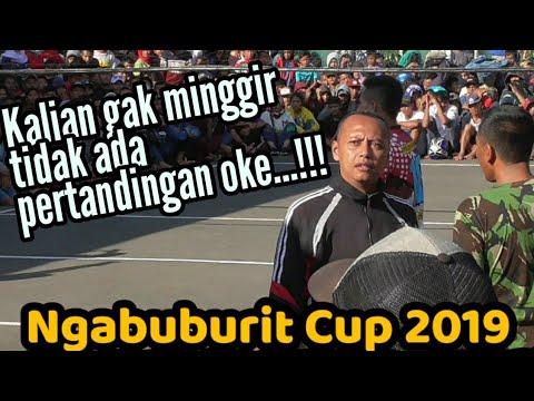 Penonton full ❗Keamanan turun tangan bantu SANDI AKBAR cs (Jakarta Garuda) masuk lapangan 😇🙏