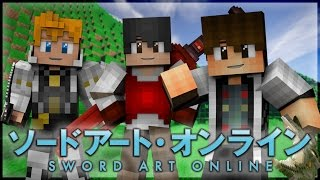"Minecraft Sword Art Online Roleplay Episode 6 - ""P.K!"" [Minecraft Anime Roleplay]"