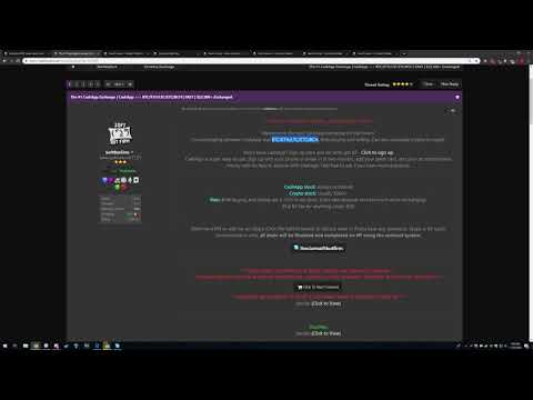 Hackforums net | Contracts Tutorial And Overview