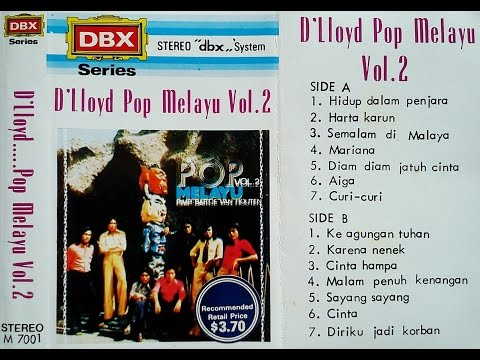 Pop Melayu Vol. 2A