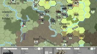 Commander Europe at War - How to Invade Poland in 2 Turns