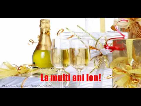 felicitari de sf ion muzicale Felicitare muzicala   La multi ani, Ion!   YouTube felicitari de sf ion muzicale