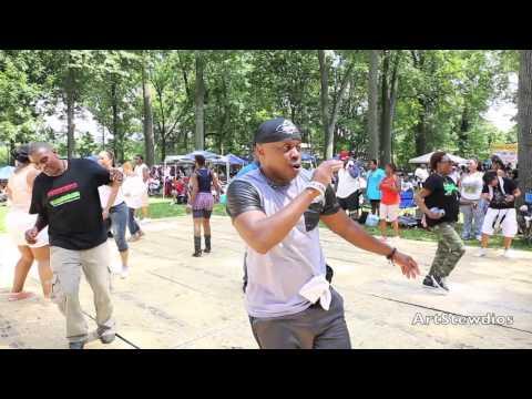 Roselle NJ House Music Festival Part 1