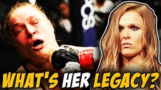 Did Ronda Rousey Ruin Her Legacy?