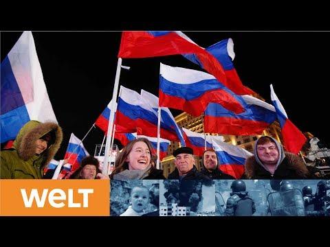 Russland wählt wie
