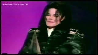 Michael Jackson - AMA 1993 International Artist + Backstage (Sub Italiano)