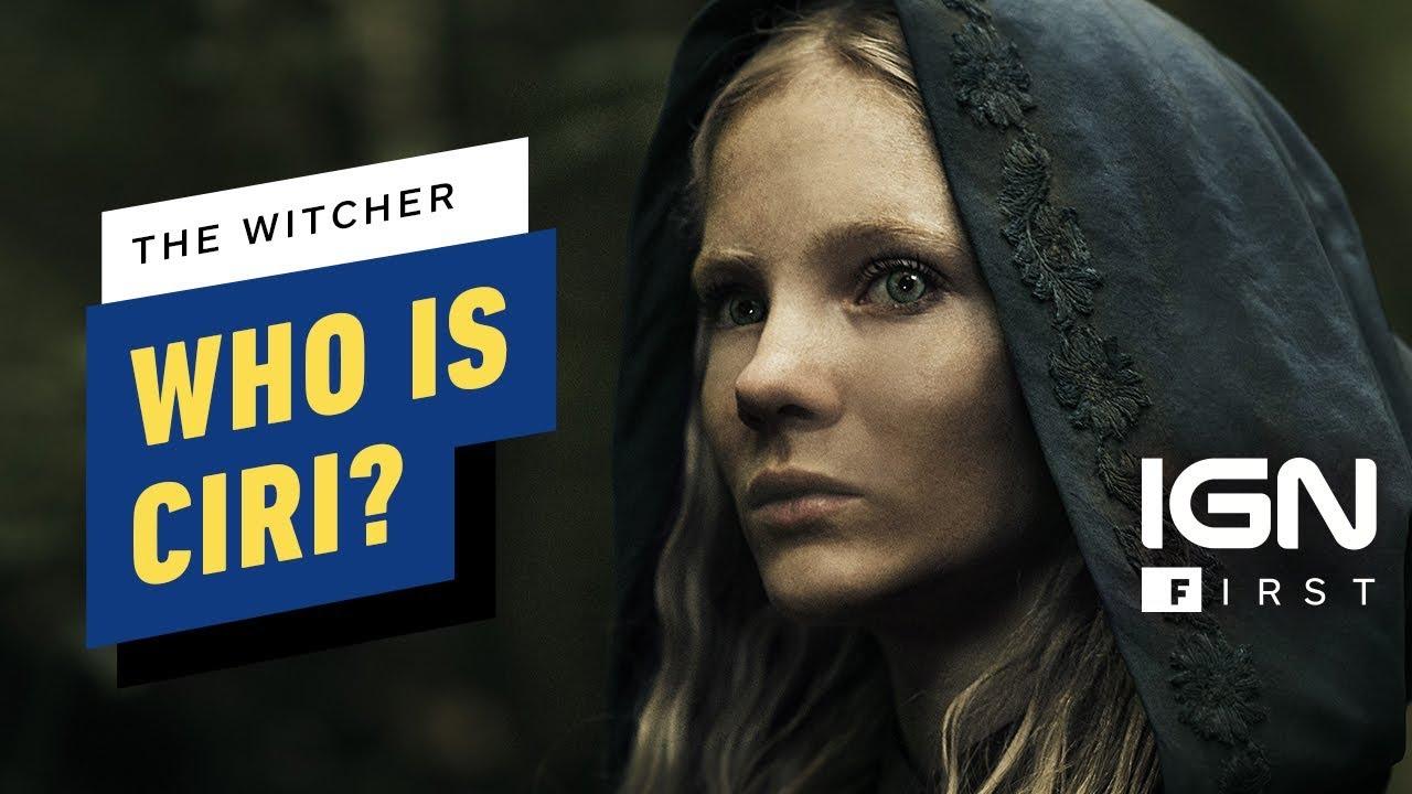 The Witcher de Netflix: ¿Quién es Ciri? - IGN Primero + vídeo