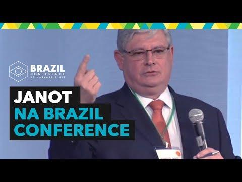 Janot na Brazil Conference