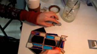 Finger Burning Glass-Jewelry Making Project Complete Thumbnail
