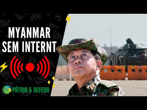 Myanmar - O Que esta ocorrendo por lá que nos interessa aqui.
