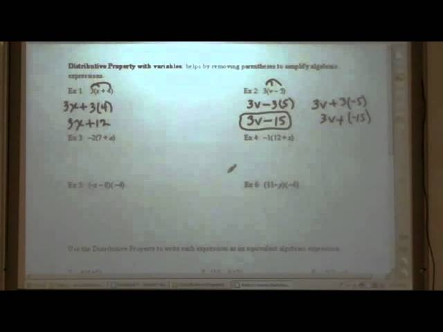 Solving Multi Step Equations - Lessons - Tes Teach