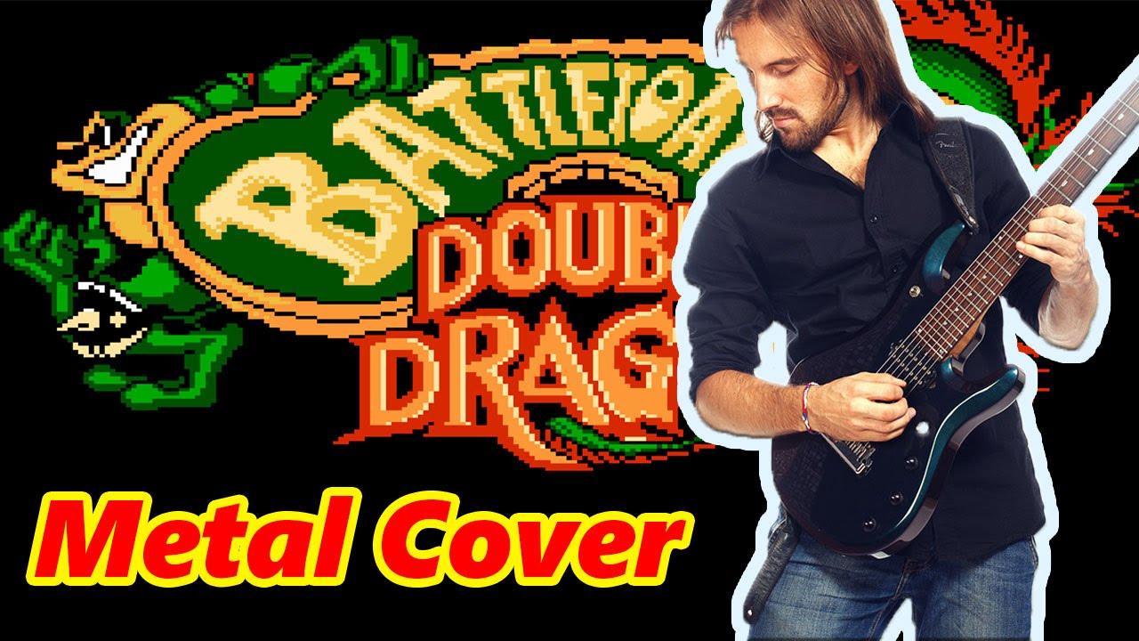 Battletoads & Double Dragon OST (Metal Medley Cover!) NES/Genesis (Dendy/Sega) #progmuz