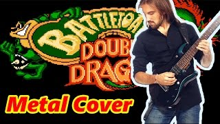 Battletoads & Double Dragon OST (Metal Medley Cover!) NES/Genesis (Dendy/Sega)