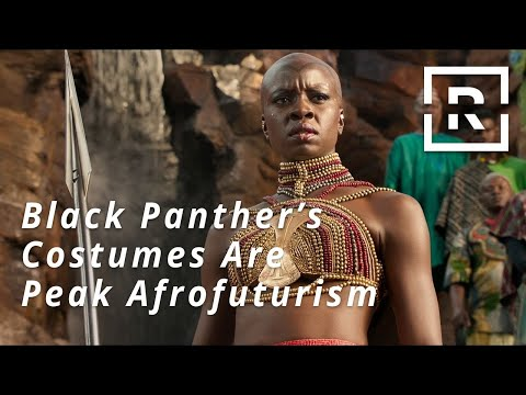 fe8fcfa4 Black Panther' Costumes Have a Hidden Message - Racked