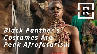 Download Black Panther's Symbolic African Costumes | Racked Mp3 and Videos