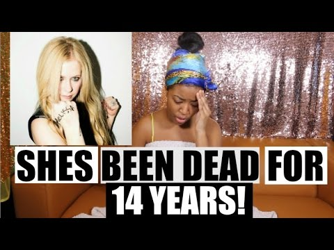 Avril Lavigne Conspiracy Theory - SHES BEEN DEAD SINCE 2003!!!!!