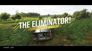 I AM THE ELIMINATOR In Forza Horizon 4