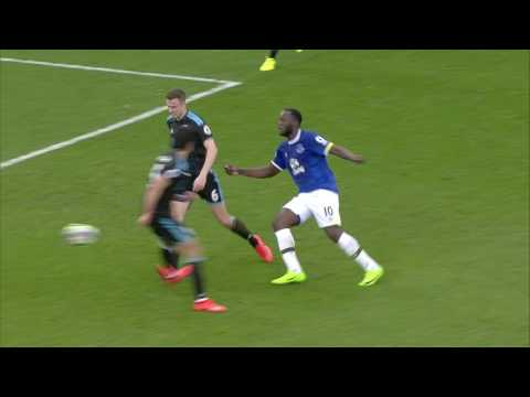 FT Everton 3 - 0 West Brom