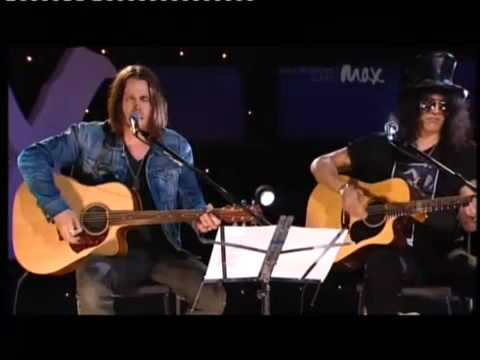 Slash e Myles Kennedy   Starlight                       Acoustic
