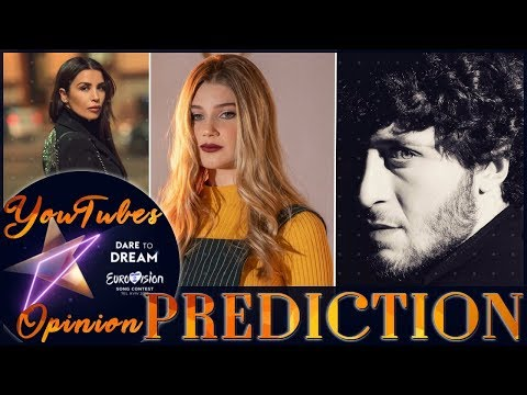 Eurovision 2019: Prediction (1000 votes)