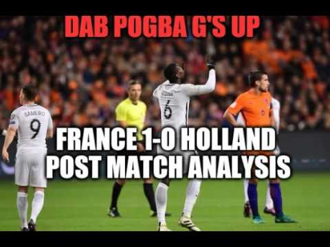 Netherlands 0 - 1 France Post Match Analysis World Cup Qualifier Europe