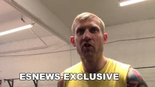 CONOR MCGREGOR was impressive in sparring says boxing trainer tony jeffries EsNews Boxing
