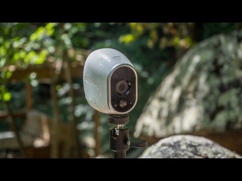 Netgear Arlo As A Battery Powered WiFi Trailcam