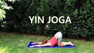 Rozciągająca Yin Joga - na Górne Partie Ciała