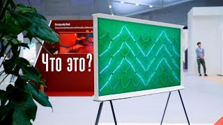 The Wall от Samsung — телевизор любого размера!