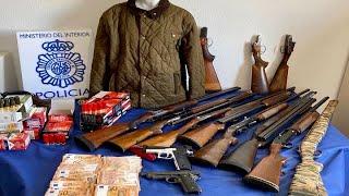 Detenido en Murcia un atracador que se hizo con un botín de 170.000 euros