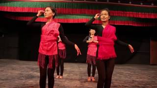 Sisa Salgado Workshop Indian Classical Dance