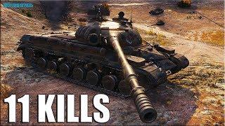 Затащил бой на Т-10 Колобанов, Пул World of Tanks