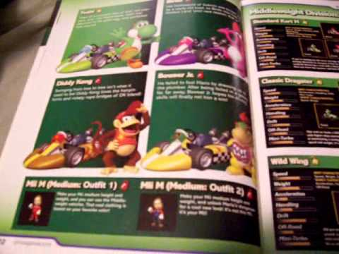 adam and timmy s mario kart wii premiere edition strategy guide rh youtube com Prima Games Wall-E Prima Guide Zelda Chest Sets