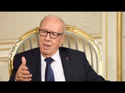 """Beji Caid Essebsi : """"toute la Tunisie est traumatisée"""""""