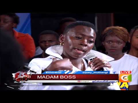 Akothee gives a glimpse of her past #10Over10