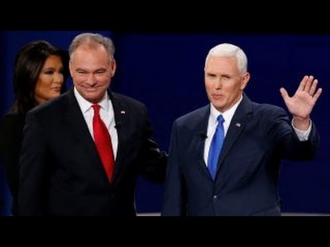 The foreign policy spin in the vice presidential debate