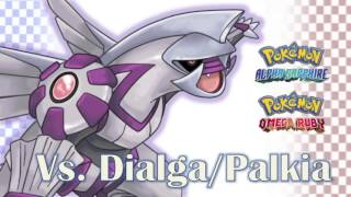 Pokémon OR/AS: Battle! Dialga/Palkia [Prediction]