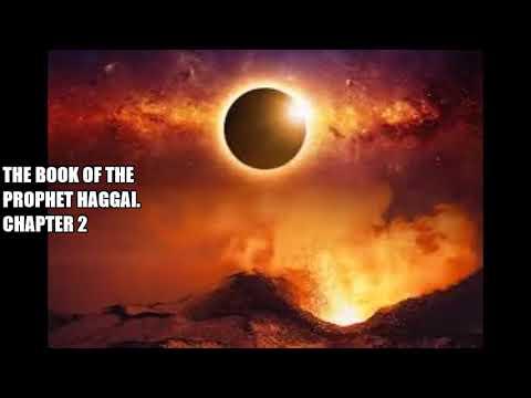The BOOK of The PROPHET HAGGAI (FULL).