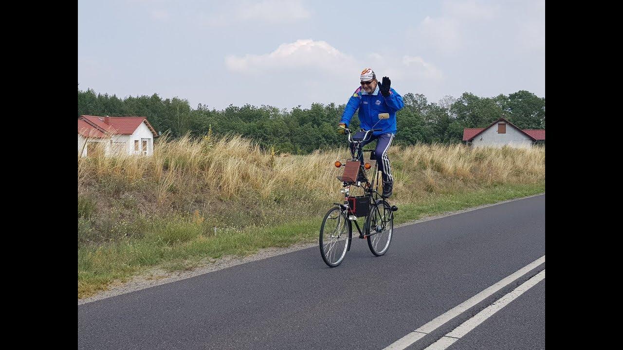 RO-NA-RO, czyli rower na rowerze