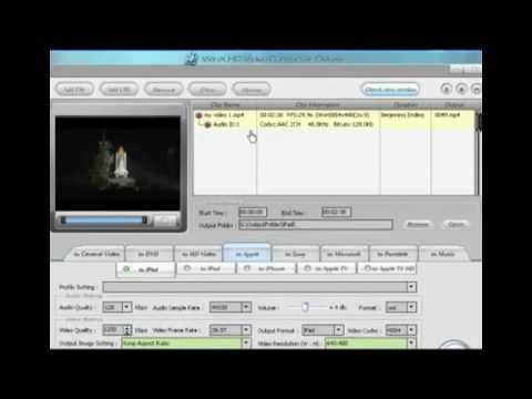 WinX Super Video Pack software