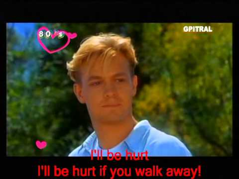 JASON DONOVAN TOO MANY BROKEN HEARTS